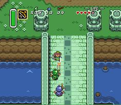 Legend of Zelda - A Link to the Past: Great combat and bosses, awesome tools