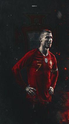 Cristiano Ronaldo w Reprezentacji Portugalii #pilkanozna #piłkanożna #futbol #sport #sports #football #soccer #ronaldo #cristianoronaldo #portugal #wallpaper