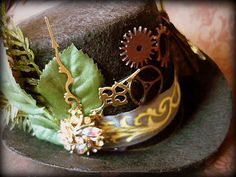 steampunk women uk | these hats are all for women steampunk dresses for women has a ...