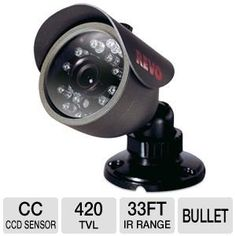 Revo RCBS20-2 Indoor/Outdoor Bullet 450TVL Super High Resolution Camera - RJ12/BNC Type 33-Feet Nightvision by Revo. $56.00. The REVO RCBS20-2, is a of Super High Resolution Color Camera. Get crisp, clear images with 450 TV Lines durable, metal case housing, requires 0.0 lux (IR ON). This bullet camera can be used indoors or out. If a camera is placed outside it should be mounted under an eave or overhang with the included wall bracket. No visible cable. It comes with...