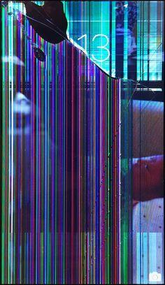 Broken Screen Wallpaper - Wallpaper Sun
