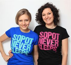 Sopot Never Sleeps Women`s T-Shirt  #sopotneversleeps #sopot #monciak #fashion #everydayparty #t-shirt #souvenir #gift #clothing