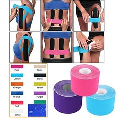 The Essential Step-by-step Guide to Kinesiology Taping: Taping for Sports, Fitness & Daily Life 160 Conditions & Ailments: Amazon.co.uk: John Langendoen, Karin Sertel: 9780778804819: Books