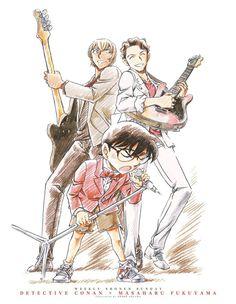 Read manga Detective Conan Vol. online in high quality Conan Movie, Detektif Conan, Manga Anime, Anime Art, Manga Detective Conan, Conan Comics, Amuro Tooru, Kaito Kid, Comic Poster