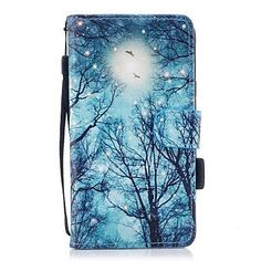 a243089c857 Protect Cellphone For Case Cover Card Holder Wallet with Stand Flip  Magnetic Pattern Full Body Case Tree Hard PU Leather for Samsung Galaxy 2016