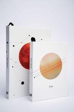 Pocket Universe Stationery by Chang Shi: The perfect gift for a design-obsessed astro-nerd!