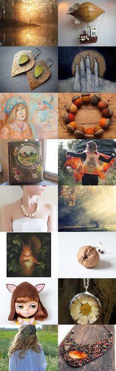 September thaughts... by Skadia Bojakowska-Radwan on Etsy--Pinned with TreasuryPin.com
