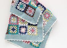 Cafenohut: Şirin Bebek Battaniyesi - Pretty Baby Blanket