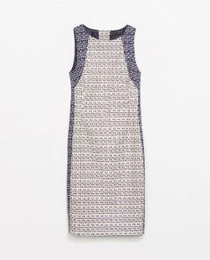 COMBINED DRESS from Zara