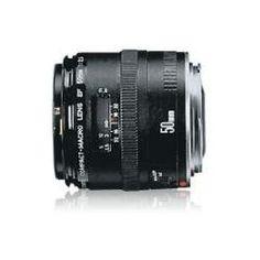 Canon EF 50mm f/2.5 Compact Macro - Objetivo, Negro B0000ACCMY - http://www.comprartabletas.es/canon-ef-50mm-f2-5-compact-macro-objetivo-negro-b0000accmy.html