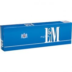 L&M Blue Pack 100's Cigarettes 10 cartons-price:$130.00 ,shopping from the site:http://www.cigarettescigs.com