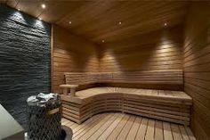sauna kylpyhuone sisustus - Google-haku