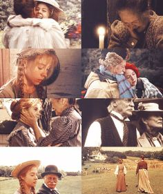 """Mrs. Spencer made a lucky mistake, I guess."" ""It wasn't luck, Marilla, it was providence."" 