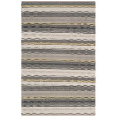Safavieh's Striped Kilim collection is inspired by timeless transitional designs crafted with the softest wool available.