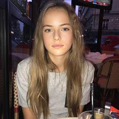 So happy Russia won 🙌🏻🇷🇺⚽️🥅 Beautiful Little Girls, The Most Beautiful Girl, Beautiful Children, Kristina Pimenova Instagram, Cristina Pimenova, Cute Young Girl, Russian Beauty, Light Brown Hair, Girls World