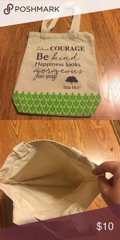 NWOT! Tree Hut bag NWOT! Tree hut bag Bags Totes