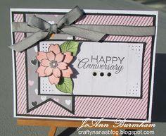 Crafty Nana's Blog: Happy Anniversary