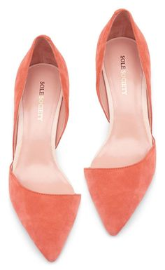 Coral d'orsay Pumps ♥