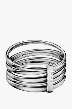 Calvin Klein Sumptious Bracelet - Silver
