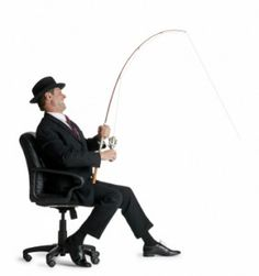 The Myth of Chiropractic Marketing Fishing Poles  #chiropracticmarketing #dcpracticetools