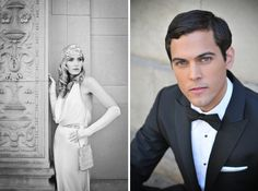 a Great Gatsby OBSESSED PhotoShoot - With beautiful dresses and tuxedos!