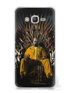 Capa Samsung Gran Prime Heisenberg Game Of Thrones - SmartCases - Acessórios para celulares e tablets :)