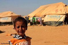 من مخيم الزعتري , تحية وبعد
