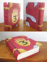 gravity falls book pages - Google Search