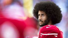 Colin Kaepernick donates old suits outside parole office
