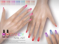 Nails 22 colors, hope you like, thanks! Found in TSR Category 'Sims 4 Female Rings' Source: S-Club LL Nails 201801 The Sims 4 Skin, The Sims 4 Pc, Sims Cc, Sims 4 Nails, Cc Nails, The Sims 4 Cabelos, Sims Baby, Sims 4 Gameplay, Acylic Nails