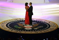 Inaugurations are always moments of great ceremony and pageantry. But, hey, everybody can rel-a-a-a-ax a little the second time around. After the electric moment of President Barack Obama's first swearing-in, the second inaugural was just so much more ... comfortable.