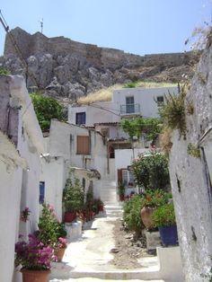 greek villa fresh style