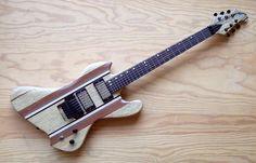 Monson PaleHorse Guitar