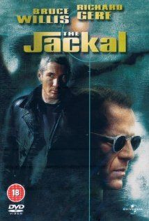 O Chacal (1997) Poster