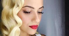 Λάουρα Νάργες: Αγνώριστη με πλατινέ μαλλιά Queens, Good Things, Fashion, Moda, Fashion Styles, Fashion Illustrations, Thea Queen