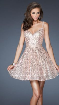 pretty and so sparkly homecoming dress homecoming dress