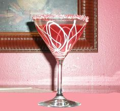 Red Velvet Martini from Carefree Station | Where and What In the World