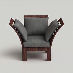 3D Ikea Applaro garden armchair - High quality 3D objects