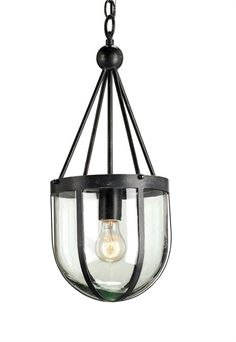 Clifton Pendant--Currey and Company. LOVE this for over the island.