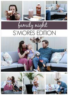 Family Night Activities | FHE Ideas | Family Night | Family Time | Family Ideas