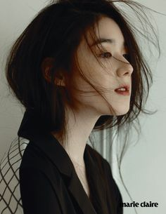 Jung Eun-chae // Marie Claire