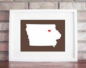 Home is Where the Heart is Customizable art