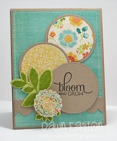 Bloom and Grow by TreasureOiler - Cards and Paper Crafts at Splitcoaststampers