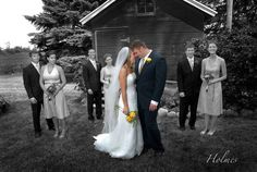 Spot color image.  #HolmesPhotographyStudio