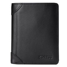 ZORESS Men's Leather Bifold Wallet Removable Flip Up ID Window *** You can find out more details at the link of the image. (This is an Amazon Affiliate link and I receive a commission for the sales)