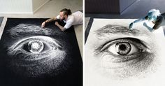 My Salt Drawings Reveal Their True Colors When Inverted | Bored Panda