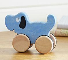 Dog Push Toy | Pottery Barn Kids