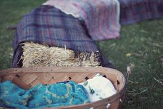 Bohemian Barn Wedding in Canada Wedding Real Weddings Photos on WeddingWire Wedding Gallery, Wedding Photos, Boho Wedding, Wedding Day, Rustic Wedding Inspiration, Outdoor Seating, Holidays And Events, Party Gifts, Straw Bales