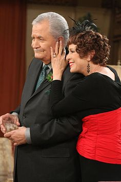Victor and Vivian on Days of our Lives Vivian certainly got a taste of her own medicine when she tried burying Maggie like Carly! Soap Opera Stars, Soap Stars, Miss The Old Days, Tv Show Couples, John Aniston, Best Soap, Days Of Our Lives, General Hospital, Reality Tv