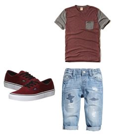 """""""My first boy outfit """" by xoashbay on Polyvore"""